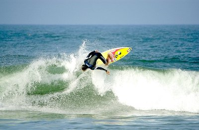 Surfing Action 6