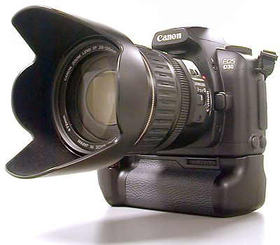 Canon EOS D30 Digital Camera
