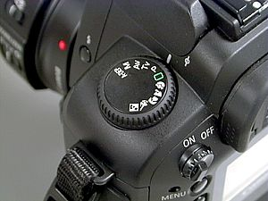Canon EOS D30 Shooting Mode Options