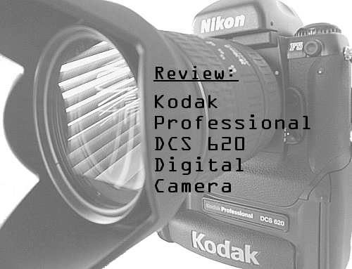 Kodak DCS 620 Review  - Title Photo