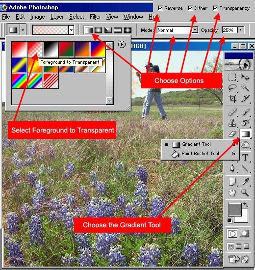 Photoshop Better Blue Sky Tutorial - Lonestardigital com